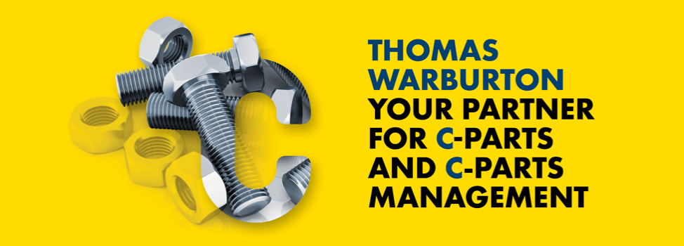 Thomas Warburton - Your partner for C-Parts Management